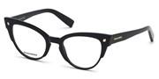 Acheter ou agrandir l'image du modèle DSquared2 Eyewear DQ5275-001.