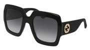 Acheter ou agrandir l'image du modèle Gucci GG0102S-001.