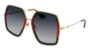 Acheter ou agrandir l'image du modèle Gucci GG0106S-007.