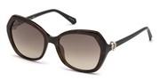 Acheter ou agrandir l'image du modèle Swarovski Eyewear SK0165-52F.
