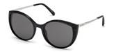 Acheter ou agrandir l'image du modèle Swarovski Eyewear SK0168-01A.