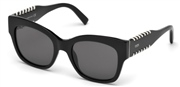 Acheter ou agrandir l'image du modèle Tods Eyewear TO0193-01A.