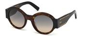 Acheter ou agrandir l'image du modèle Tods Eyewear TO0212-52B.